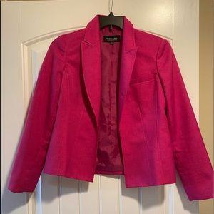 Bright pink blazer, great quality